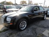 2008 Brilliant Black Crystal Pearl Chrysler 300 Touring AWD #38690691
