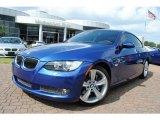 2009 Montego Blue Metallic BMW 3 Series 335i Coupe #38690366