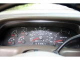 2000 Ford F250 Super Duty Lariat Extended Cab 4x4 Gauges