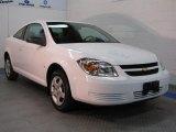2007 Summit White Chevrolet Cobalt LS Coupe #38690390