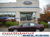 2011 Bordeaux Reserve Metallic Ford Fusion SE #38689686