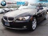 2008 Black Sapphire Metallic BMW 3 Series 328xi Coupe #38689694