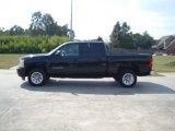 2010 Black Chevrolet Silverado 1500 LT Crew Cab #38690434