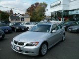 2007 Titanium Silver Metallic BMW 3 Series 335xi Sedan #38689725