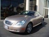 2003 Egyptian Sand Pearl Lexus SC 430 #38689733