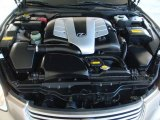 2003 Lexus SC 430 4.3 Liter DOHC 32 Valve VVT-i V8 Engine