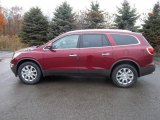 2011 Red Jewel Tintcoat Buick Enclave CXL AWD #38690462