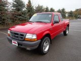 Ford Ranger 1998 Data, Info and Specs