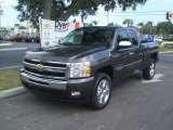 2011 Taupe Gray Metallic Chevrolet Silverado 1500 LT Extended Cab #38689774