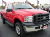 2007 Ford F350 Super Duty XL SuperCab 4x4 Data, Info and Specs