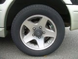 Suzuki Sidekick Wheels and Tires