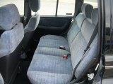 1997 Suzuki Sidekick Interiors