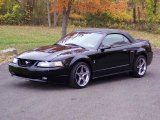 2001 Ford Mustang Black