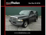 2001 Black Dodge Ram 1500 ST Regular Cab #38690835