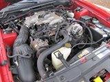 2002 Ford Mustang V6 Convertible 3.8 Liter OHV 12-Valve V6 Engine