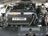 2009 Honda CR-V LX 4WD 2.4 Liter DOHC 16-Valve i-VTEC 4 Cylinder Engine