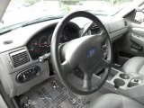 2003 Ford Explorer XLT 4x4 Graphite Grey Interior