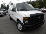 2008 Ford E Series Van Oxford White