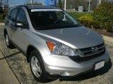 2010 Alabaster Silver Metallic Honda CR-V LX #38795418