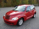 2007 Inferno Red Crystal Pearl Chrysler PT Cruiser  #38795465