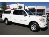 2005 Natural White Toyota Tundra SR5 TRD Double Cab 4x4 #38794220