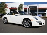 2008 Carrara White Porsche 911 Carrera Coupe #38794227
