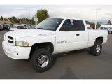 1999 Dodge Ram 1500 Sport Extended Cab 4x4 Front 3/4 View