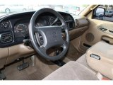 1999 Dodge Ram 1500 Sport Extended Cab 4x4 Dashboard