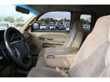 1999 Dodge Ram 1500 Sport Extended Cab 4x4 Camel/Tan Interior