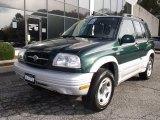 2000 Suzuki Grand Vitara Grove Green Metallic