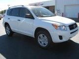2011 Super White Toyota RAV4 I4 #38795075
