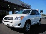 2011 Super White Toyota RAV4 I4 #38795089