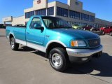 1999 Ford F150 XLT Regular Cab 4x4 Data, Info and Specs