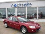 2001 Chrysler Sebring Inferno Red Tinted Pearlcoat