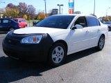 2007 White Chevrolet Malibu LT Sedan #38794280
