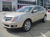 2011 Gold Mist Metallic Cadillac SRX FWD #38795113