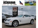2006 Alabaster White Chrysler Crossfire Limited Coupe #38794722