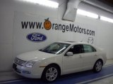 2008 White Suede Ford Fusion SEL V6 AWD #38794749