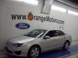 2010 Brilliant Silver Metallic Ford Fusion SE V6 #38794756