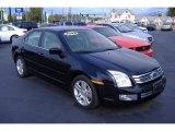 2008 Black Ebony Ford Fusion SEL V6 #38794770