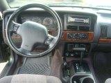 1996 Jeep Grand Cherokee Laredo 4x4 Dashboard