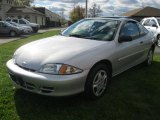 2002 Ultra Silver Metallic Chevrolet Cavalier LS Coupe #38795627