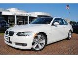2008 Alpine White BMW 3 Series 335i Coupe #38795197