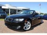 2009 Jet Black BMW 3 Series 328i Convertible #38795198