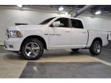 2011 Bright White Dodge Ram 1500 Lone Star Crew Cab 4x4 #38794813