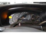 2002 Chevrolet Silverado 1500 Extended Cab Gauges