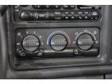 2002 Chevrolet Silverado 1500 Extended Cab Controls