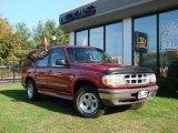 1997 Toreador Red Metallic Ford Explorer Eddie Bauer 4x4 #38795699