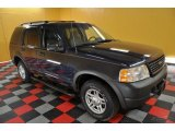 2003 True Blue Metallic Ford Explorer XLS 4x4 #38795244