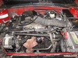 1998 Chevrolet Cavalier Sedan 2.2 Liter OHV 8-Valve 4 Cylinder Engine